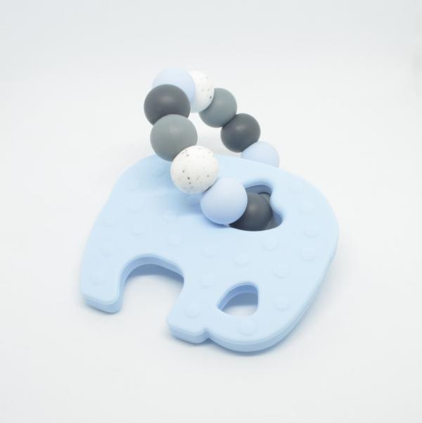 blauw olifant